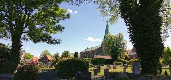 Sülbeck Kirche Friedhof