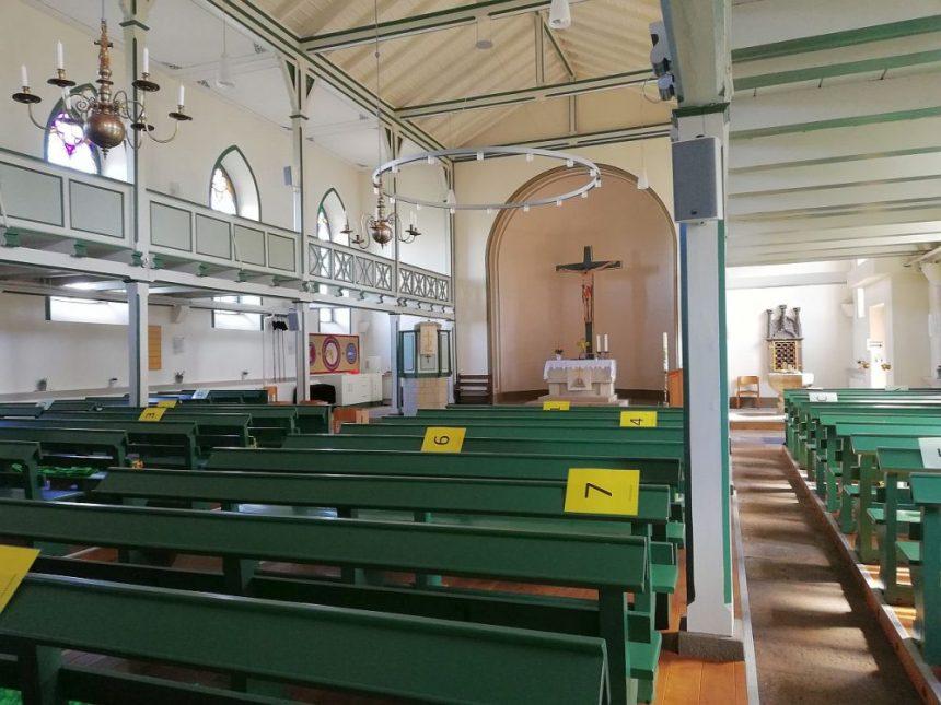"""Kirche """"Zum heiligen Kreuz"""" in Sülbeck"""