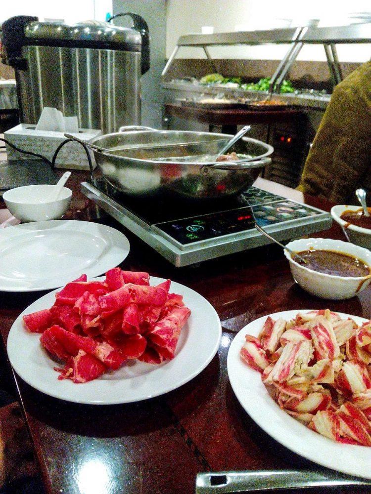 China-Restaurant in Barcelona