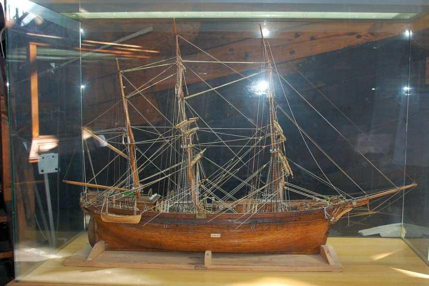 Hafenmuseum Hamburg im Schuppen 50
