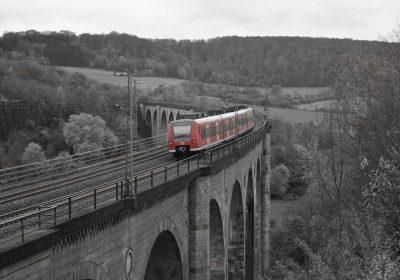 Zug bei Altenbeken