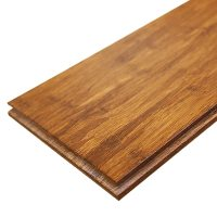 Solid Carbonised Strand Woven 142mm Bamboo Flooring 1.58m F
