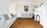 Solid Strand Woven Parquet Block Bamboo Flooring   Bamboo F
