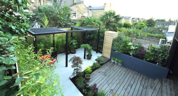 garden designers and landscapers