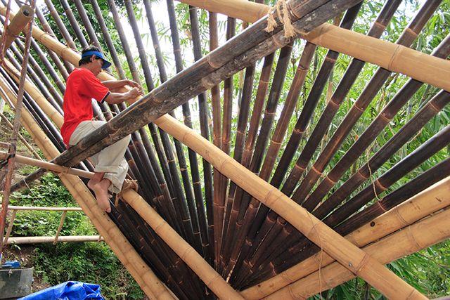 Bauen Mit Bambus 3 Teil Verarbeitung Bambusexperte