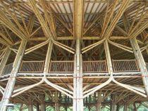 Bambus Pavillon Bambusexperte