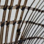 Verbundene Bambuslatten