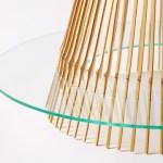 Lampe KAGUA aus Bambusrohr, Toshiki Yabushita