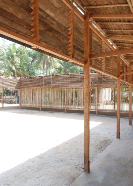 Bambuslaubengang