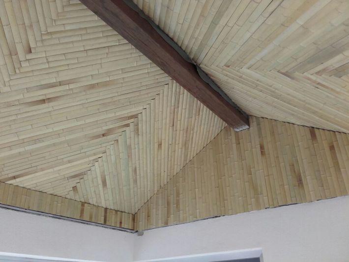 Bambusdecke_Bambus-Deckenverkleidung_CONBAM