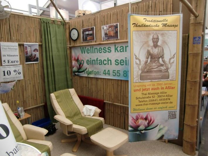 Bambusstangen und riesenbambus für Verkaufsstand vom Bambusexperten CONBAM