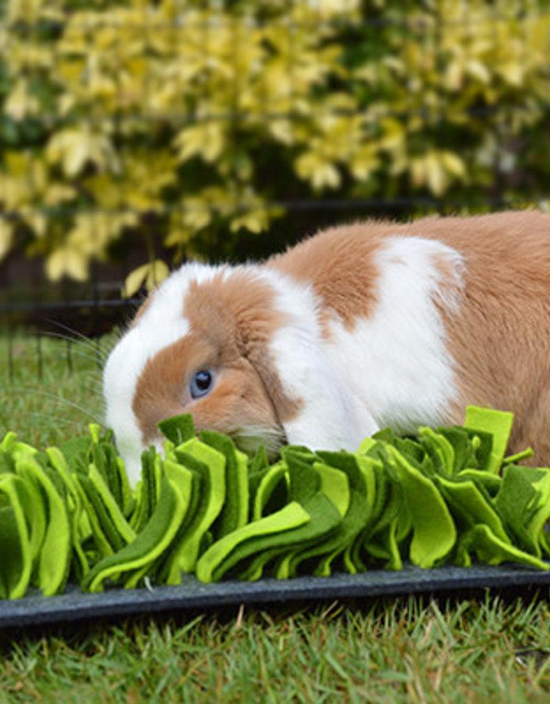 tapis de fouille rosewood pour lapins rongeurs et chats bamm paris