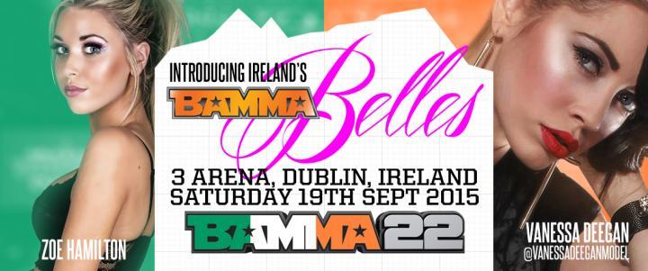Introducing Ireland's BAMMA Belles