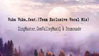 Gem Valley MusiQ, Zing Master & Drumonade – Vuka Vuka (Vocal Mix)