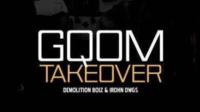 IRohn Dwgs & Demolition Boiz – Texify (Broken Beat)