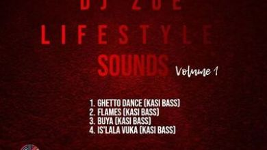 DJ Zue – Flames (Main Kasi Bass)