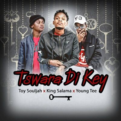 King Salama – Tshwara Di Key