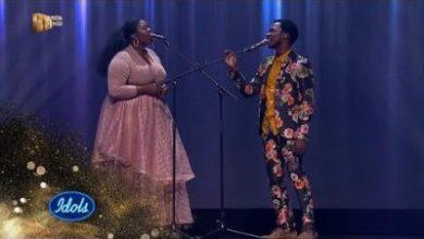 Luyolo & Sneziey – You Are The Reason (Idols SA)