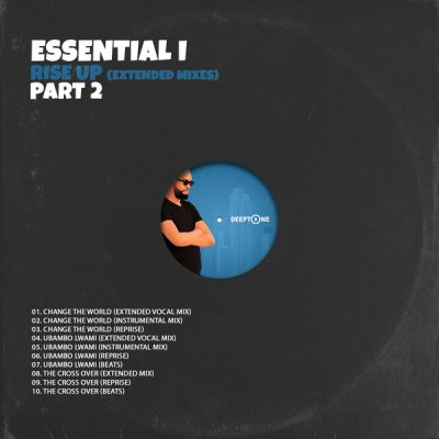 Essential I, Sue – Change The World (Extended Vocal Mix)