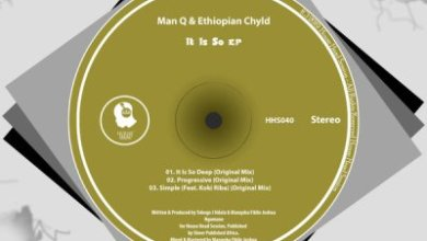 Man Q & Ethiopian Chyld – Simple ft. Koki Riba