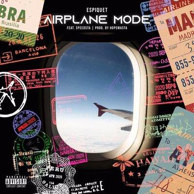 Espiquet – Airplane Mode ft. DJ Speedsta