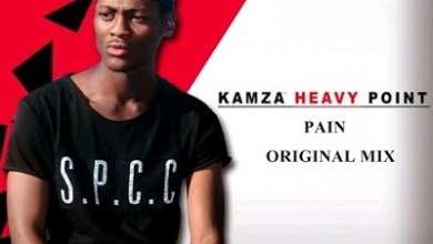 KamZa Heavypoint – Point (Original Mix)