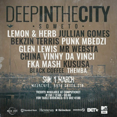 Themba – Live At (Deep In The City Soweto)