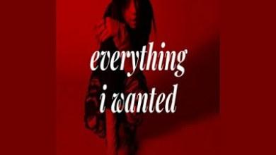 Billie Eilish – Everything I Wanted (Dlala Lazz Remix)