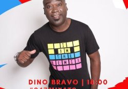 DJ Dino Bravo – 94.7 Mix @ 6 (2 April 2020)