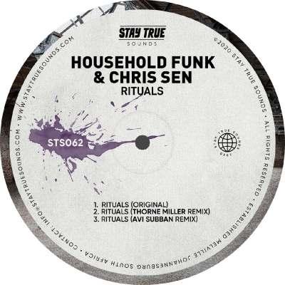 Household Funk & Chris Sen – Rituals (Thorne Miller Remix)