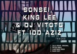 Sonsei, King Lee & DJ Vitoto ft Idd Aziz – Zulu Spear (CandyMan Remix)