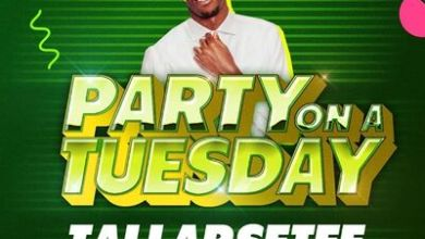 Tallarsetee – Party On A Tuesday