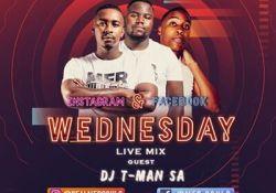 DJ T-Man – Wednesday Live Mix (10-06-2020)