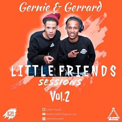 The Squad, Gerrard & Gernie – Little Friends Sessions Vol 02