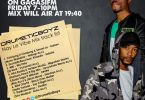 DrumeticBoyz – Nay Le Vibe with Dj Sonic & Zolly Zee Lovin on Gagasi FM