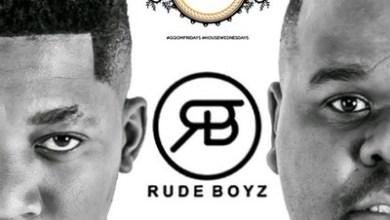 RudeBoyz – Gqom Fridays Mix Vol.160
