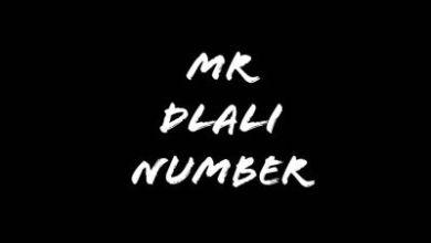 Mr Dlali Number – We Rise Ft. Foster