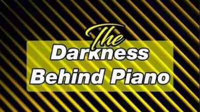 Ambient Souls – The Darkness Behind Piano EP