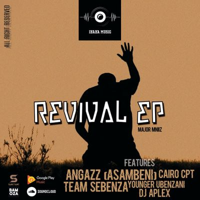Major Mniiz – Revival EP