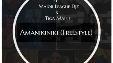 MFR Souls & Tiga Maine – Amanikiniki (Freestyle) ft. Major League