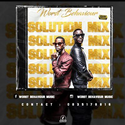 Worst Behaviour – Solution (Mixtape)
