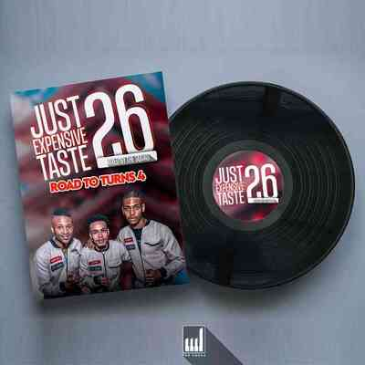 The Squad – Just Expensive Taste Vol 26 Mix
