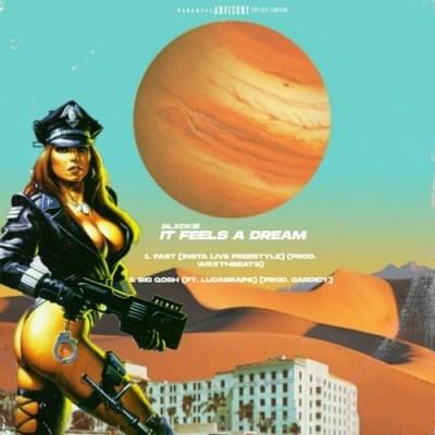 Blxckie – Big Qosh ft. Lucasraps