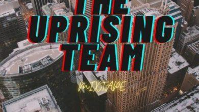 Abantu Bethu CPT – The Uprising Team Mixtape