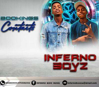 Inferno Boyz x General Cmamane – Nitrous