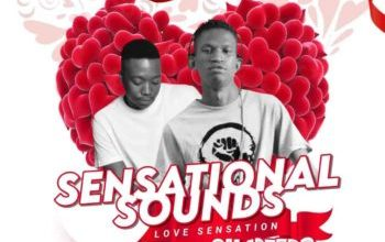 LaasNation & Dj Shima – Sensational Sounds Chapter 3 (Love Sensation)