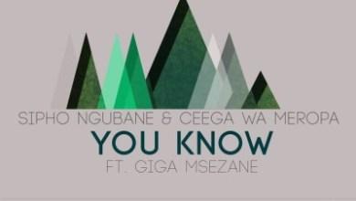 Sipho Ngubane & Ceega – You Know (Sipho Ngubane & T-Drum Remix) ft. Giga Msezane