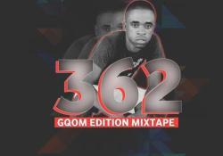 Asambe Bee – 362 Gqom Edition Mixtape