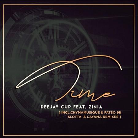 Deejay Cup feat. Zinia – Time (Original Mix)