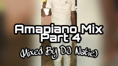 DJ Natie – Amapiano Mix Part 4